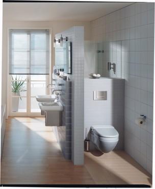 Prezentare produs Amenajari camere de baie cu sisteme de WC incastrate GEBERIT - Poza 24