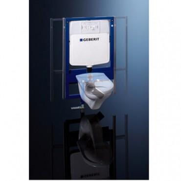 Prezentare produs Sistem de instalare incastrat pentru rezervor WC GEBERIT - Poza 3