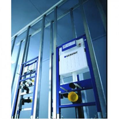Sistem de instalare incastrat pentru rezervor WC / Rezervor incastrat Geberit Duofix
