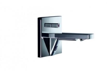 Sisteme de instalare si baterii electronice pentru lavoare / lavoar electronic in perete1