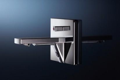 Sisteme de instalare si baterii electronice pentru lavoare / electronic in perete 1