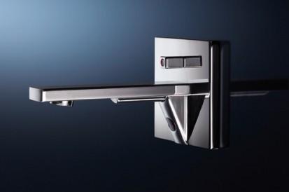Sisteme de instalare si baterii electronice pentru lavoare / electronic in perete 2