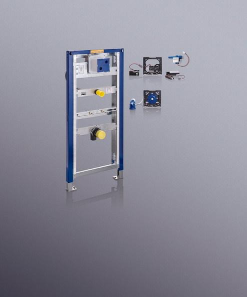 Sistem de instalare incastrat pentru pisoar GEBERIT - Poza 2