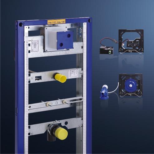 Sistem de instalare incastrat pentru pisoar GEBERIT - Poza 3