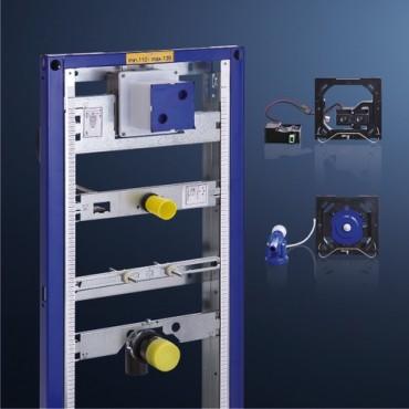 Prezentare produs Sistem de instalare incastrat pentru pisoar GEBERIT - Poza 3