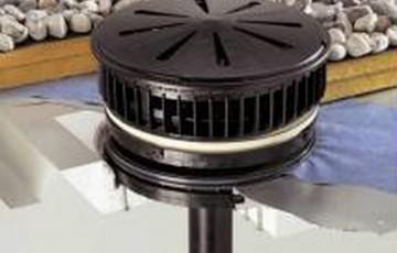 Sisteme de drenaj Sistemul de drenare pentru acoperisuri Geberit Pluvia este utilizat pe scara larga in sectoarele industriale si comerciale, pentru acoperisuri mai mari de 1000 m patrati.
