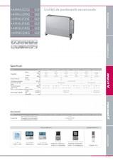 Sistem de climatizare - Unitati interioare de pardoseala necarcasate LG