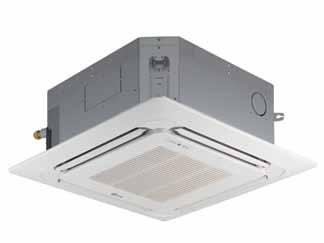 Sisteme de climatizare Single Split - Casete pe 4 directii LG - Poza 1