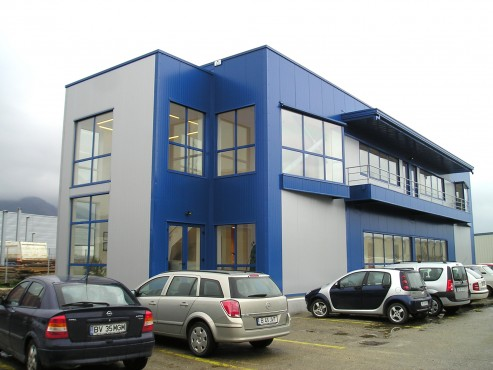Hale pe structura de metal LINDAB BUILDINGS - Poza 13