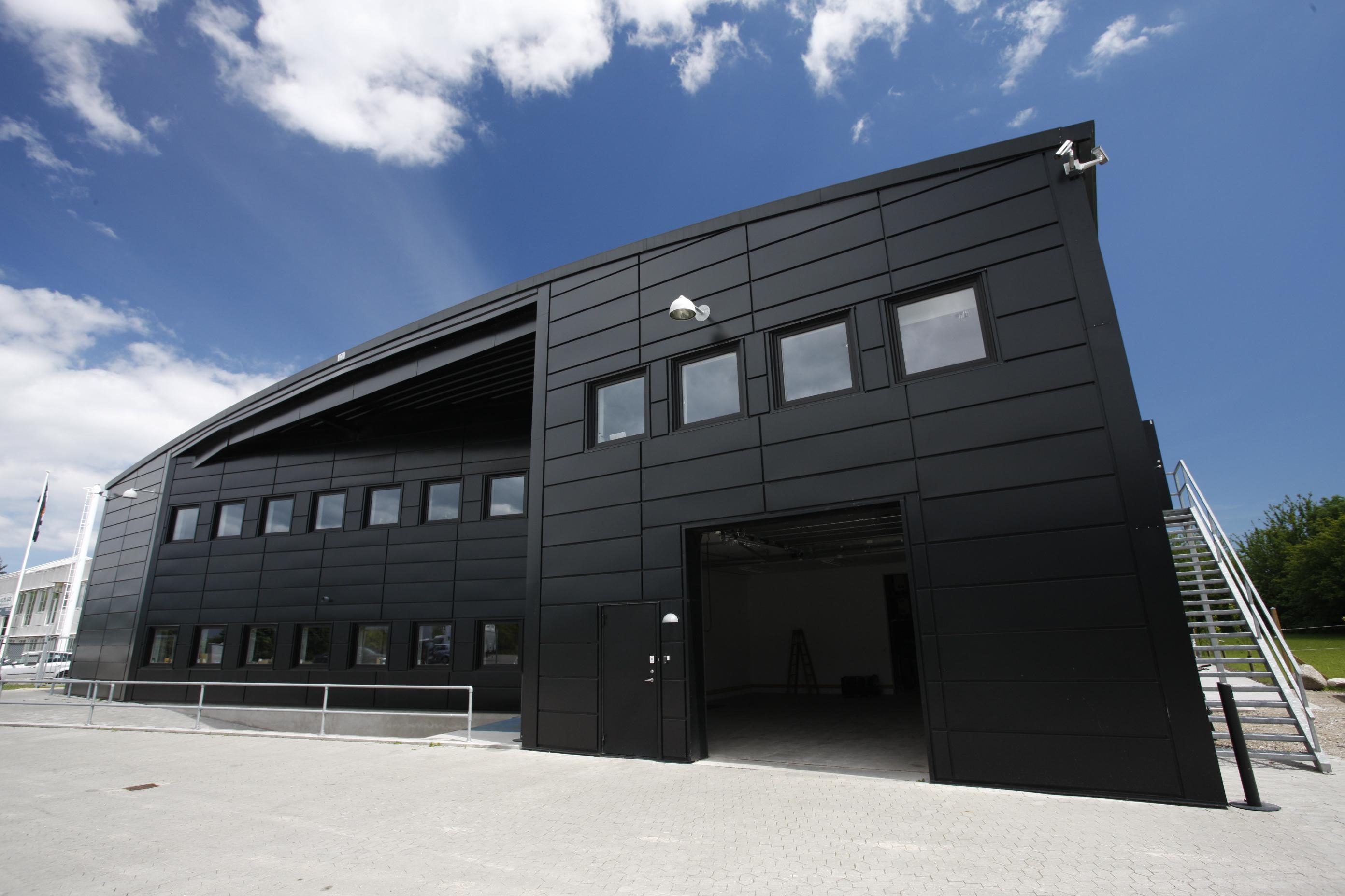 Hale pe structura de metal LINDAB BUILDINGS - Poza 16
