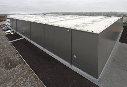 Hale pe structura de metal LINDAB BUILDINGS - Poza 24