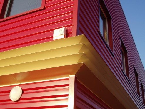Hale pe structura de metal LINDAB BUILDINGS - Poza 36
