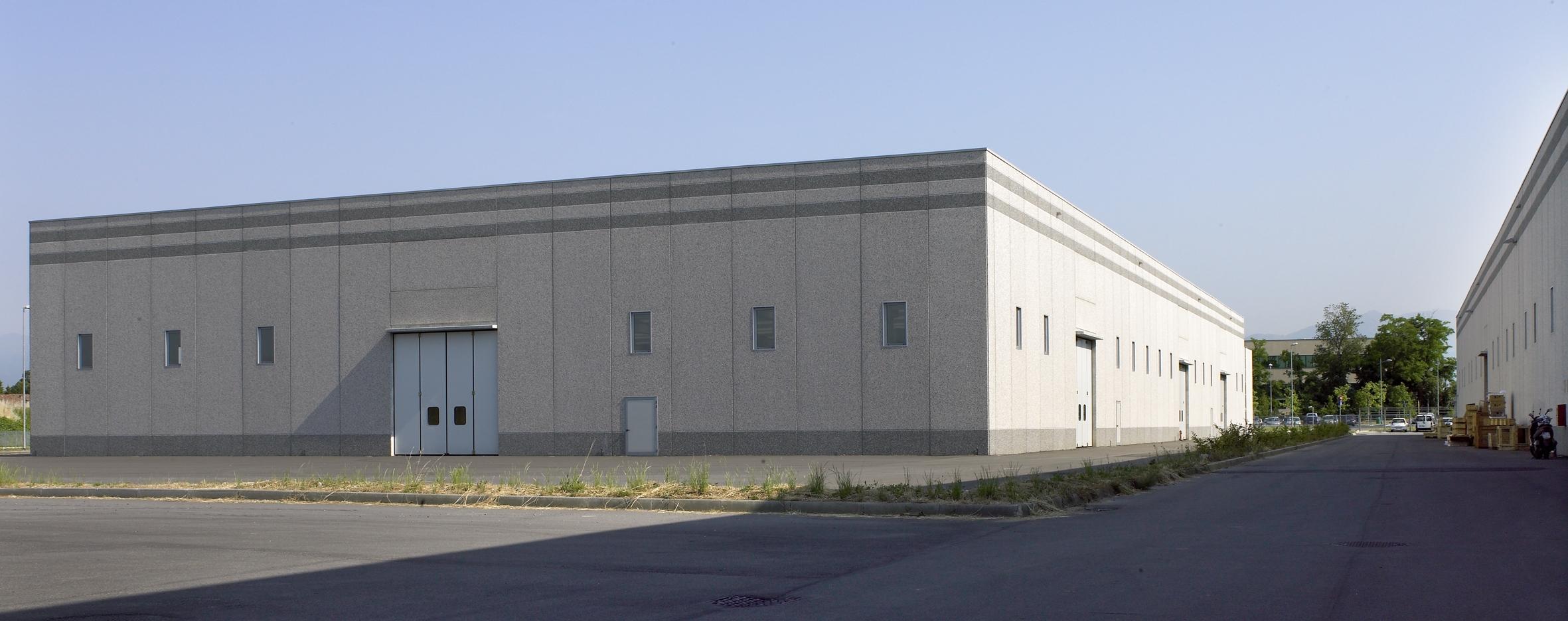 Hale industriale cu elemente structurale prefabricate din beton armat MAGNETTI - Poza 6