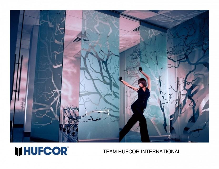 Pagina 9 - Pereti amovibili HUFCOR Lucrari, proiecte Engleza