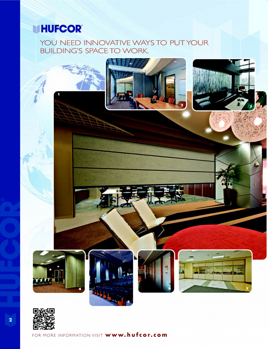 Pagina 2 - Caracteristicile tehnice pentru peretii amovibili  HUFCOR Fisa tehnica Engleza ble,...