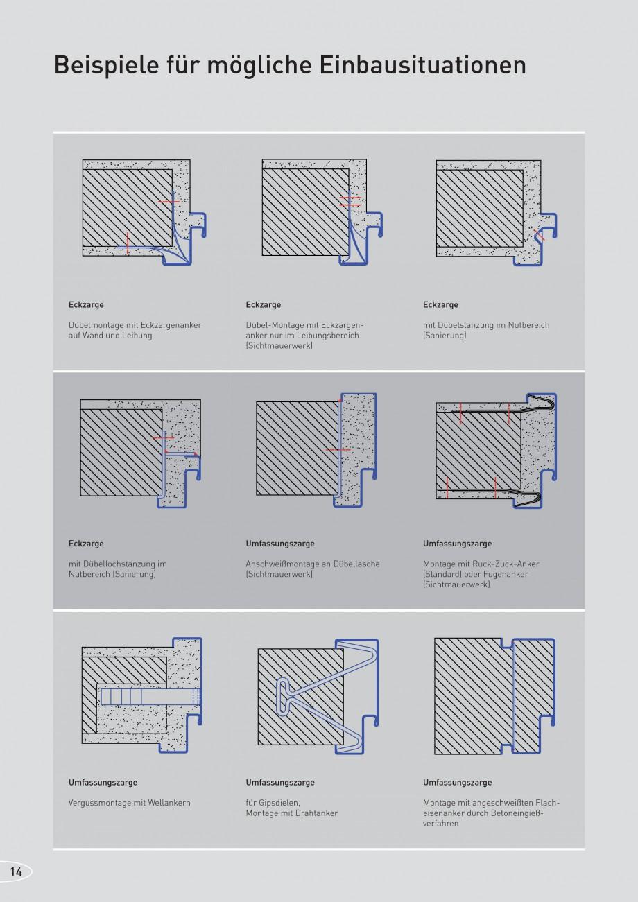 Pagina 14 - Caracteristicile tehnice pentru usile rezistente la foc NOVOFERM Fisa tehnica Germana...