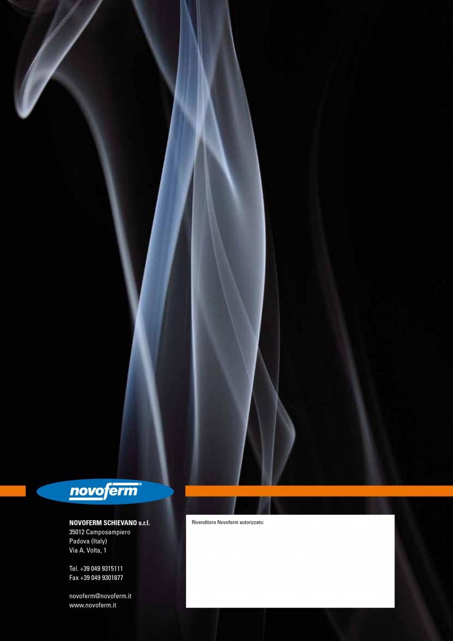 Pagina 12 - Usi rezistente la foc NOVOFERM Scudo, Stahlglass, Alusthal, Asia , Elite , Magnum ,...