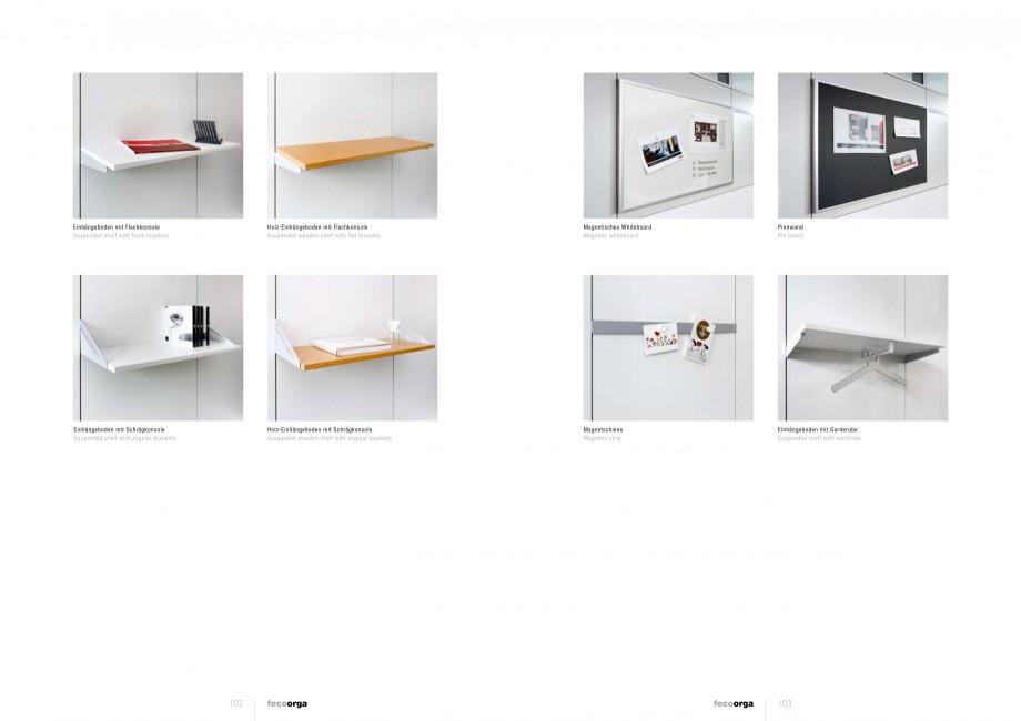Pagina 51 - Catalog  - Sistem de compartimentare birouri cu usi si pereti din sticla sau lemn FECO...