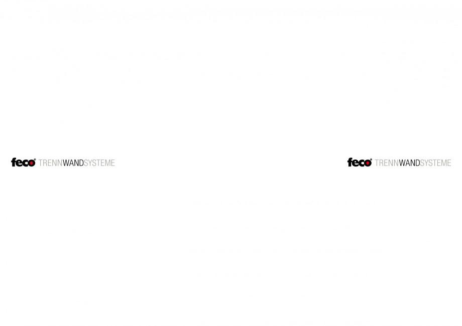 Pagina 57 - Catalog  - Sistem de compartimentare birouri cu usi si pereti din sticla sau lemn FECO...