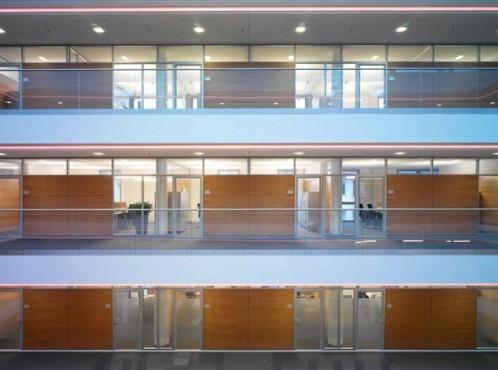 Prezentare produs Compartimentari de birouri cu pereti si usi de sticla FECO - Poza 6