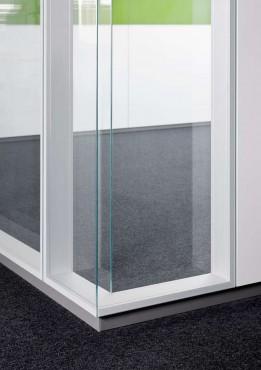 Prezentare produs Compartimentari de birouri cu pereti si usi de sticla FECO - Poza 5