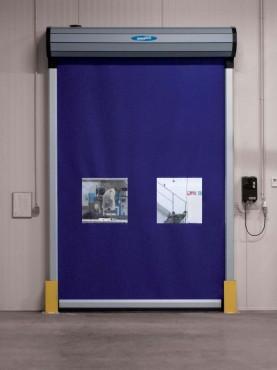 Prezentare produs Porti industriale rapide NovoSpeed NOVOFERM - Poza 2