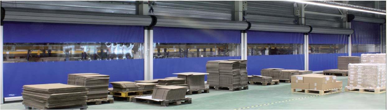 Porti industriale rapide NovoSpeed NOVOFERM - Poza 5