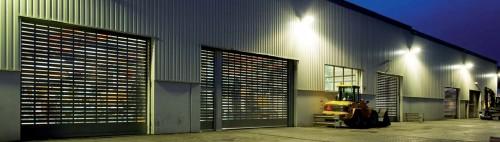 Prezentare produs Porti industriale rapide NovoSpeed NOVOFERM - Poza 6