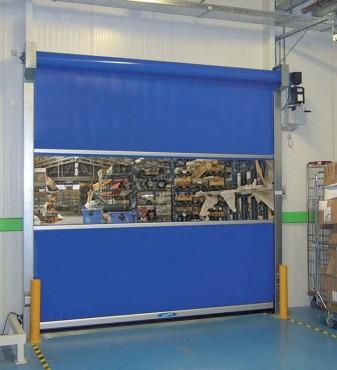 Prezentare produs Porti industriale rapide NovoSpeed NOVOFERM - Poza 11