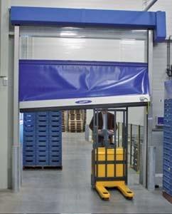 Prezentare produs Porti industriale rapide NovoSpeed NOVOFERM - Poza 14