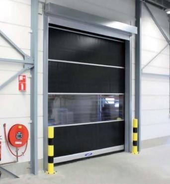 Prezentare produs Porti industriale rapide NovoSpeed NOVOFERM - Poza 15