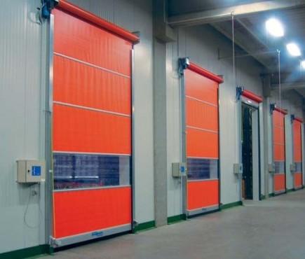 Prezentare produs Porti industriale rapide NovoSpeed NOVOFERM - Poza 16