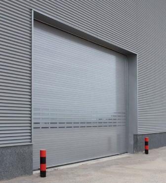 Prezentare produs Porti industriale rapide NovoSpeed NOVOFERM - Poza 21