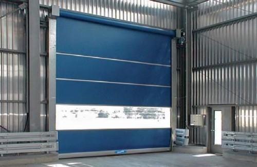 Prezentare produs Porti industriale rapide NovoSpeed NOVOFERM - Poza 26