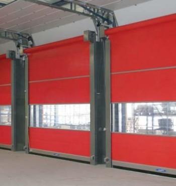 Prezentare produs Porti industriale rapide NovoSpeed NOVOFERM - Poza 28