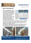 Panouri fonoabsorbante - Vestas Technology R&D GUSTAFS