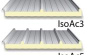 Panouri termoizolante cu 3 sau 5 nervuri pentru acoperisuri Panouri termoizolante cu spuma poliuretanica PUR si spuma poliuretanica ignifugata PIR.Se utilizeaza la realizarea inchiderilor exterioare pentru o gama variata de lucrari.