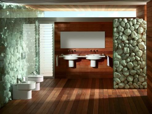 Set de obiecte sanitare ROCA - Poza 2