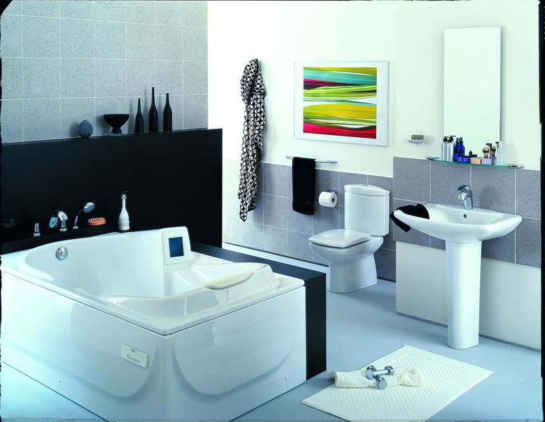 Set de obiecte sanitare ROCA - Poza 4