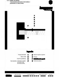 Detaliu de planseu - termoizolarea planseelor intermediare - pardoseala cu sapa uscata
