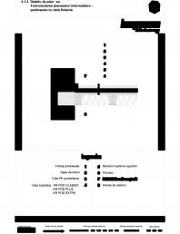 Detaliu de planseu - termoizolarea planseelor intermediare - pardoseala cu dala flotanta
