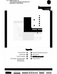 Detaliu de planseu - termoizolarea planseelor asezate pe sol - pardoseala cu dala flotanta