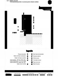 Detaliu de soclu termoizolarea peretilor si soclului in cazul unei fatade ventilate