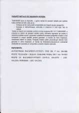 Bariere metalice de protectie TUBOSIDER
