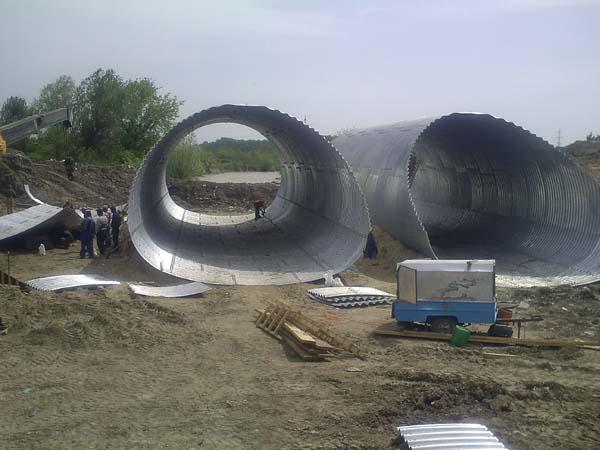 Montaj conducte - Vidra TUBOSIDER - Poza 15