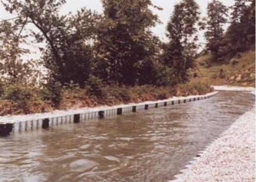 Structuri metalice prefabricate pentru tuneluri, canale,scurgeri colectoare, canale irigare si lucrari de drenaj TUBOSIDER - Poza 6