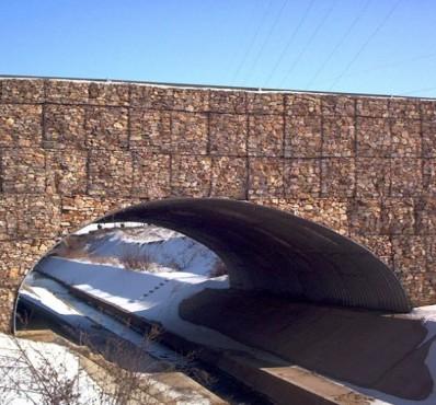 Structuri metalice prefabricate pentru tuneluri, canale,scurgeri colectoare, canale irigare si lucrari de drenaj TUBOSIDER - Poza 9
