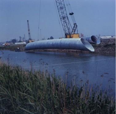 Structuri metalice prefabricate pentru tuneluri, canale,scurgeri colectoare, canale irigare si lucrari de drenaj TUBOSIDER - Poza 12