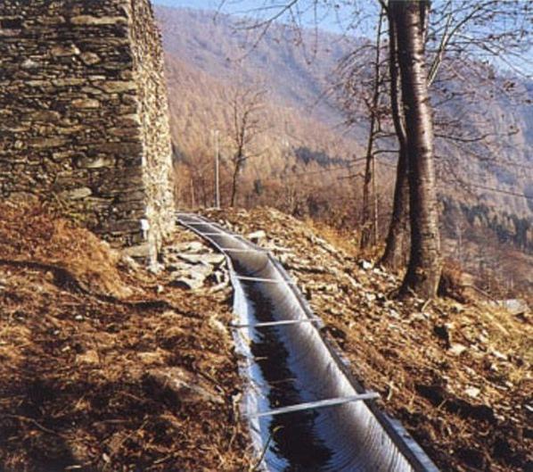 Structuri metalice prefabricate pentru tuneluri, canale,scurgeri colectoare, canale irigare si lucrari de drenaj TUBOSIDER - Poza 17