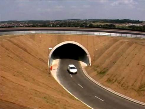 Structuri metalice prefabricate pentru tuneluri, canale,scurgeri colectoare, canale irigare si lucrari de drenaj TUBOSIDER - Poza 24